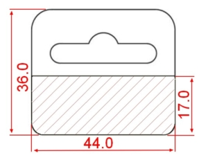 Euro Med Roll Form Dimensions